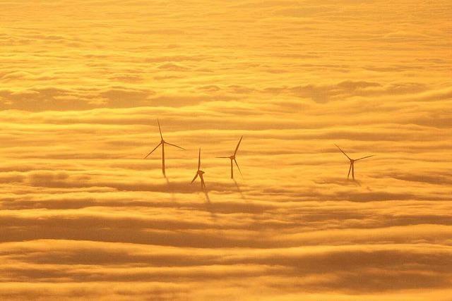 Windkraftanlage Rosskopf