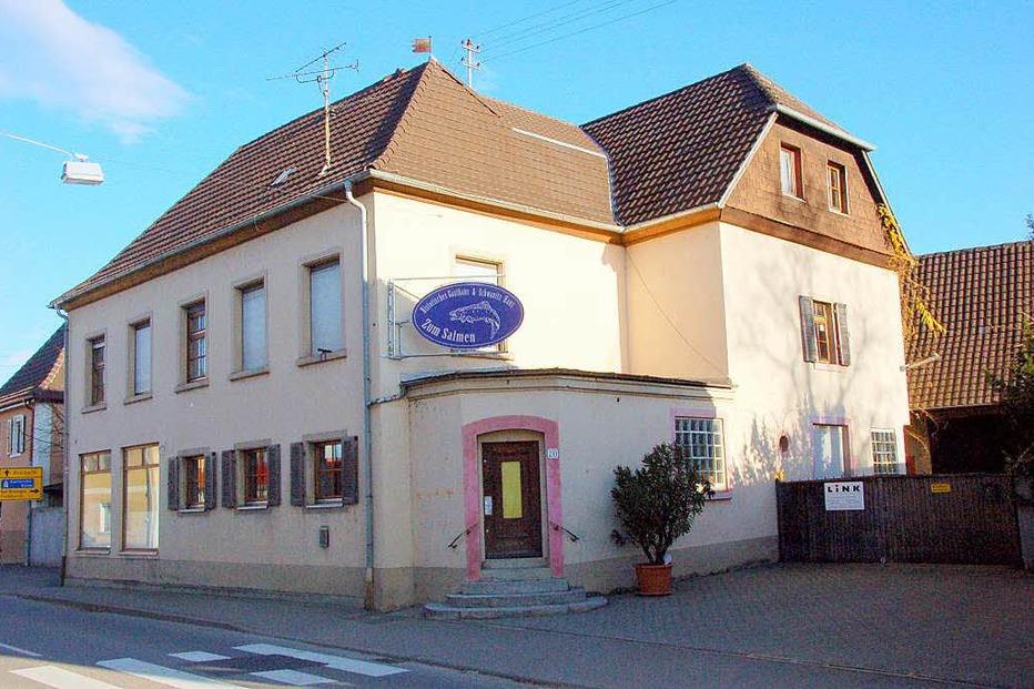 Zum Salmen - Hartheim