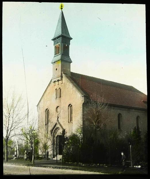 Treffpunkt St. Michael (Michaelskapelle Haslach) - Freiburg