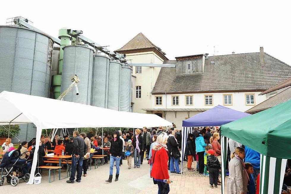 Jenne-Mühle (Tiengen) - Freiburg
