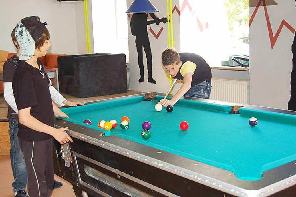 Jugendzentrum - Bad Krozingen