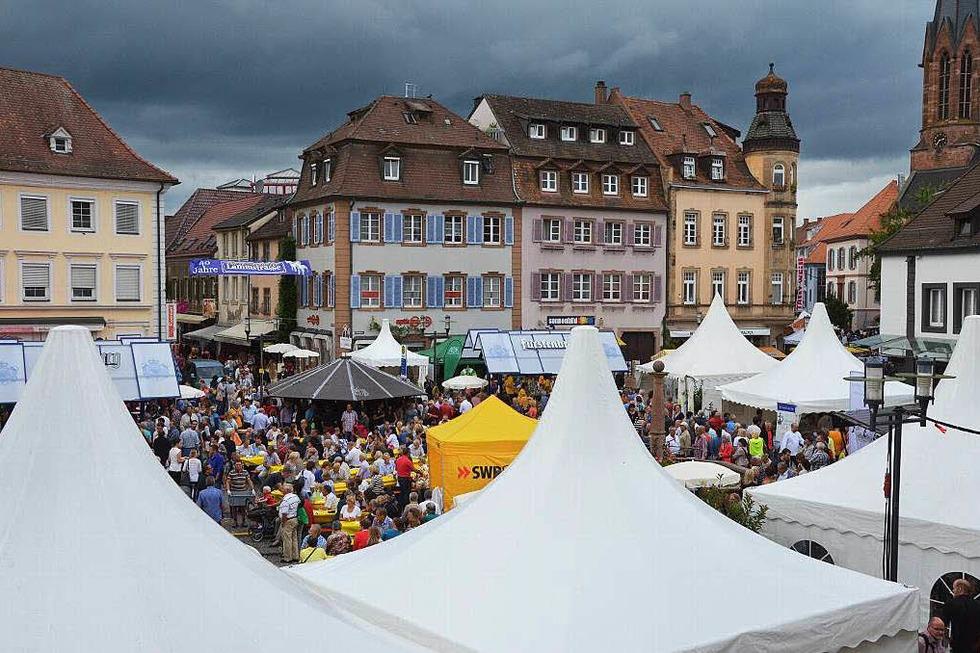 Marktplatz - Emmendingen