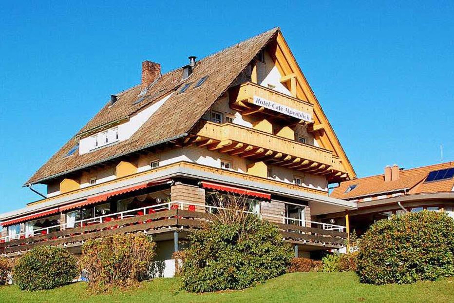 Alpenblick Saig - Lenzkirch