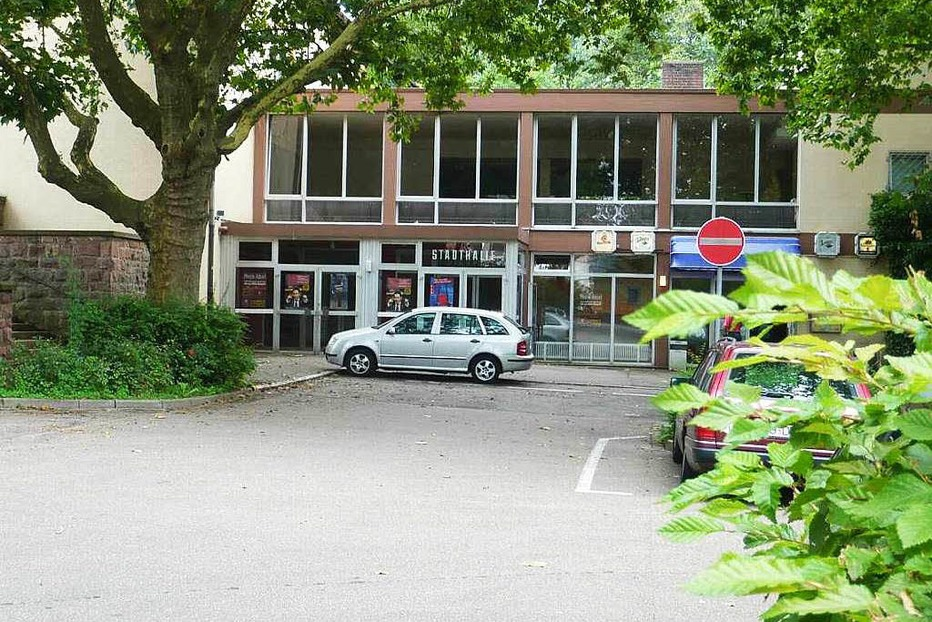 Stadthalle - Lahr