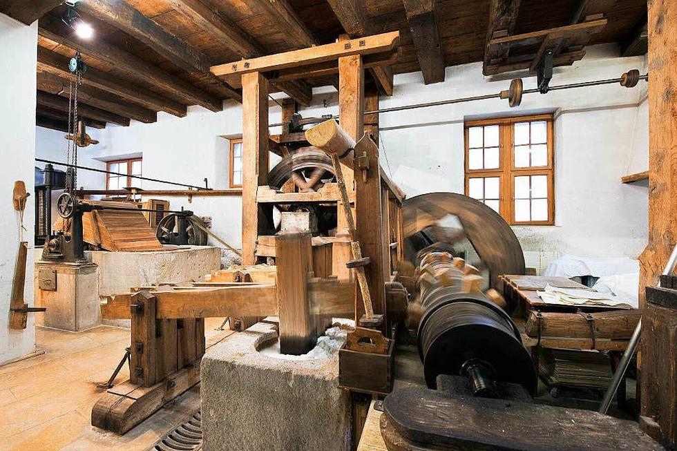 Basler Papiermühle - Basel