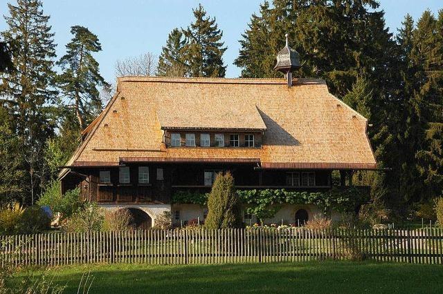 Heimatmuseum Hüsli (Rothaus)