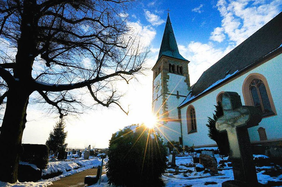 Bergkirche - Bahlingen