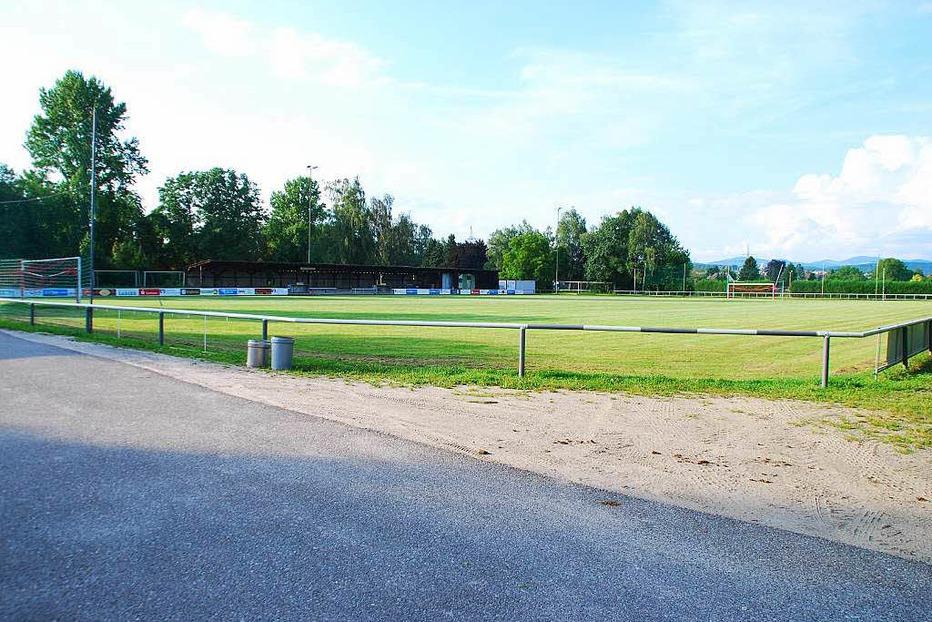 Stadion an der Richterwiese - Rheinfelden