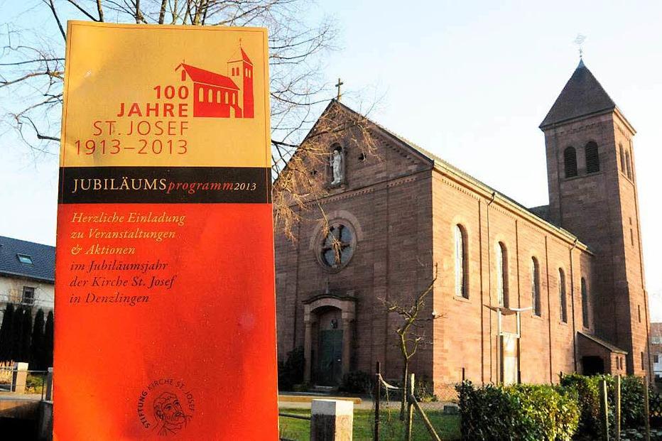 Kirche St. Josef - Denzlingen