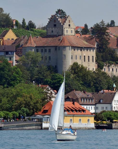 Burg Meersburg - Meersburg