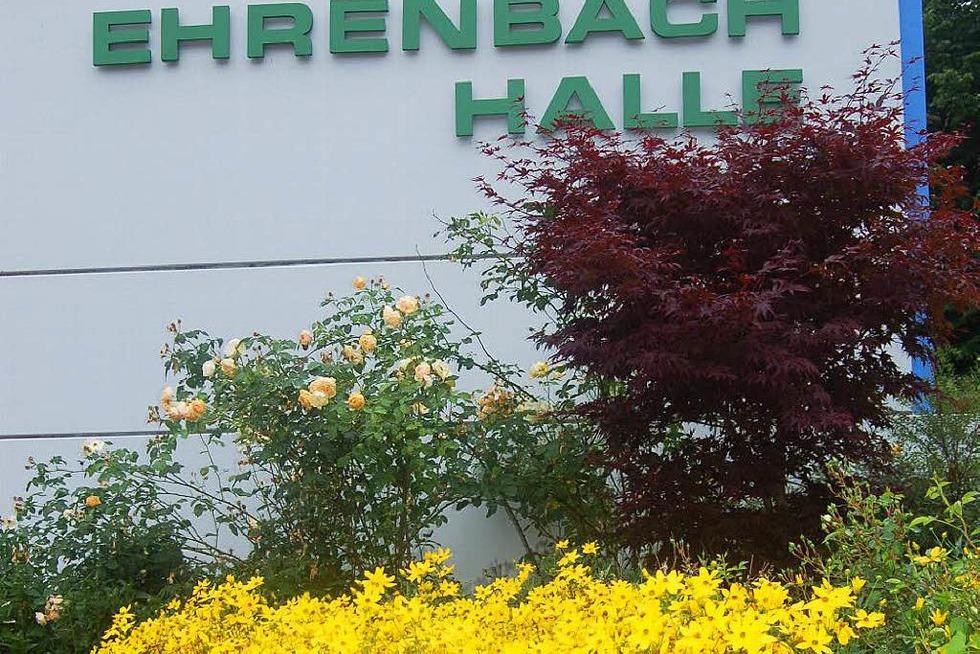 Ehrenbachhalle Weizen - Stühlingen