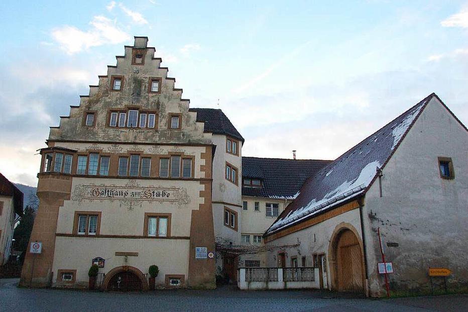 Gasthaus Zehners Stube - Pfaffenweiler