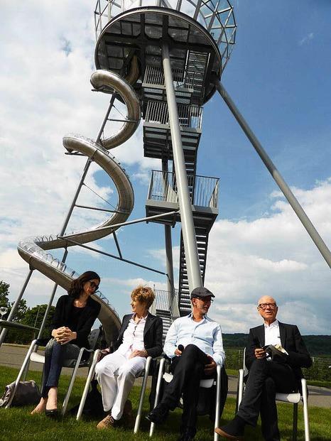 Vitra Rutschturm - Weil am Rhein