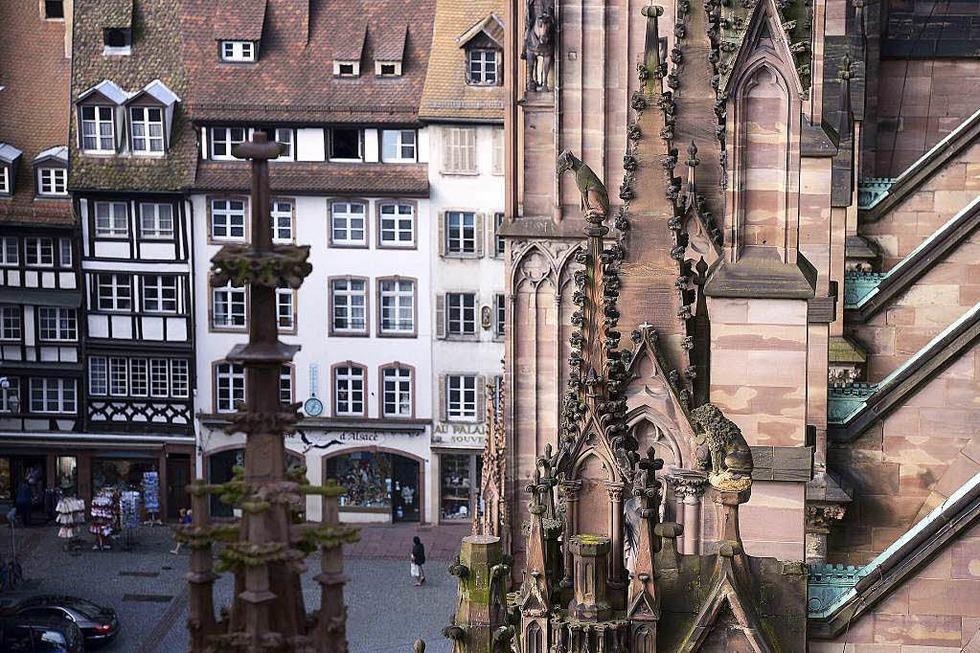 Münster - Straßburg