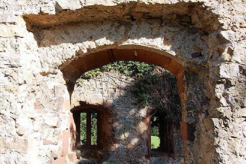 Burgruine Landeck - Teningen