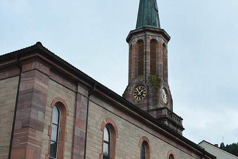 Ev. Kirche - Zell im Wiesental