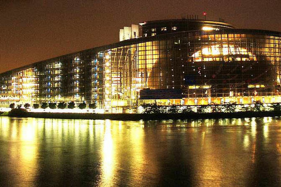Europa-Parlament - Straßburg