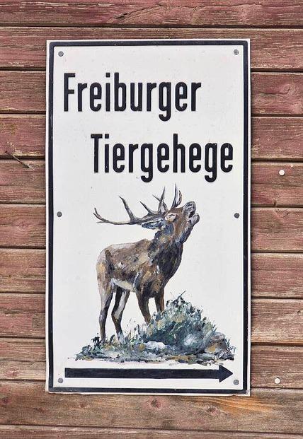 Tiergehege Mundenhof - Freiburg