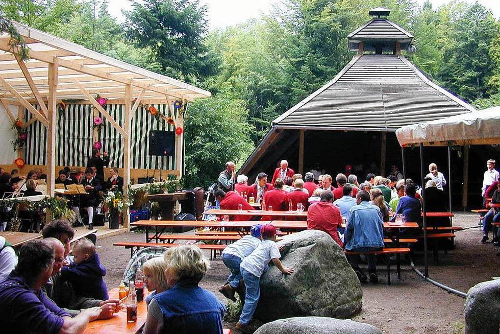 Sägmooshütte - Görwihl