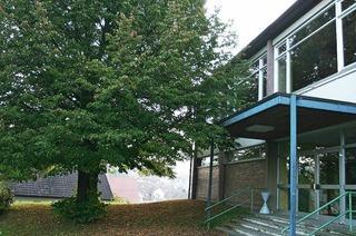 Schulbuckhalle Bombach