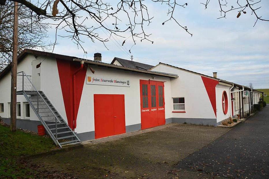 Wolferhalle Blansingen - Efringen-Kirchen