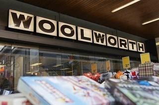 Kaufhaus Woolworth