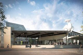 Haus der elektronischen Künste Basel