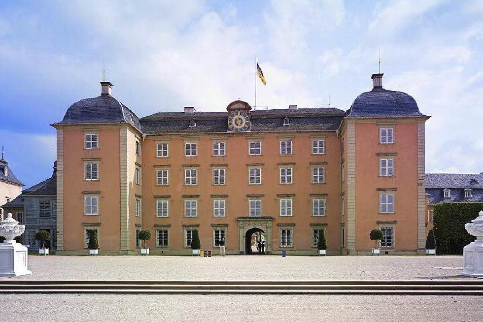 Schloss Schwetzingen - Schwetzingen
