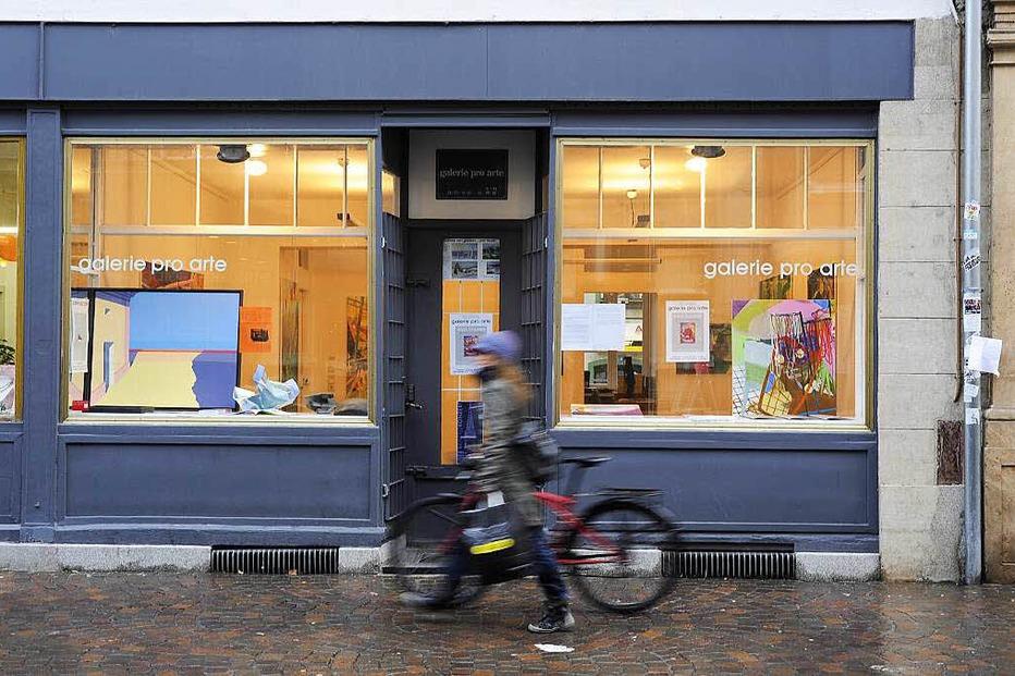 Galerie pro arte - Freiburg