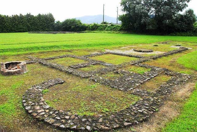 Römersiedlung und Dianatempel