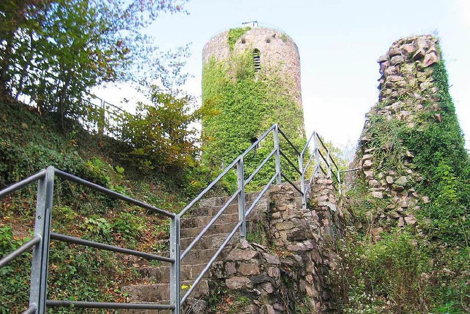 Sausenburg - Kandern