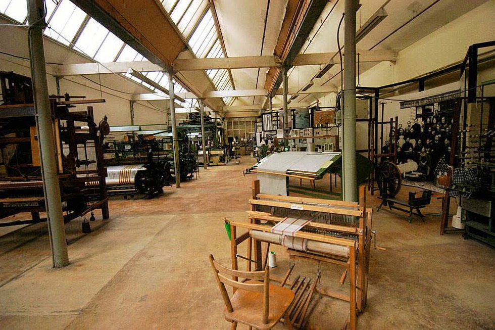 Textilmuseum - Zell im Wiesental