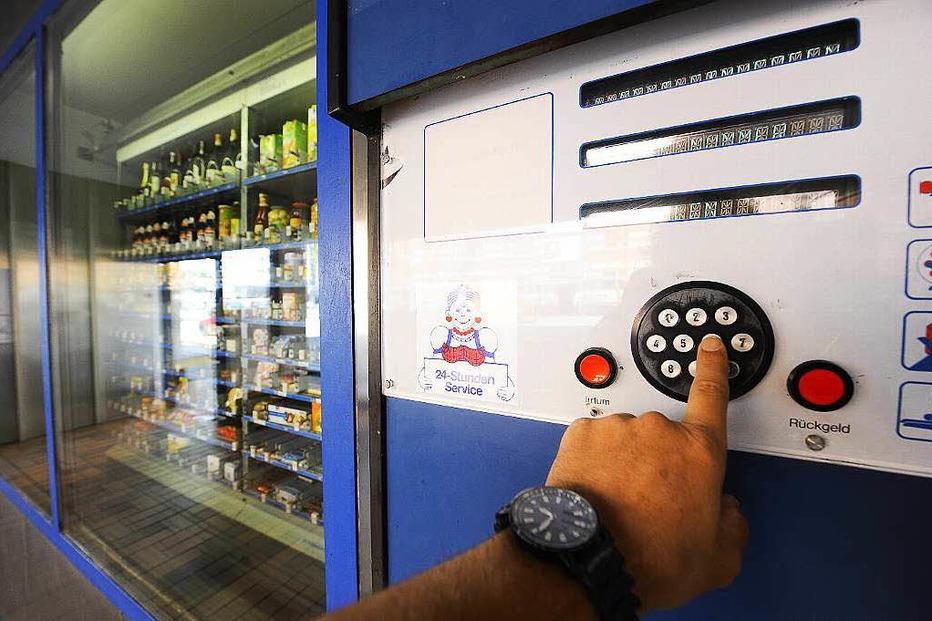 Automaten-Emma - Freiburg