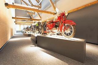 Motorradmuseum la Grange � B�canes