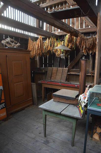 Heimatmuseum Menton - Teningen