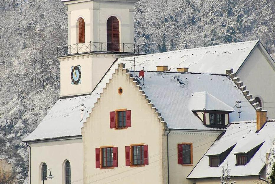 St. Michaelskirche Istein - Efringen-Kirchen