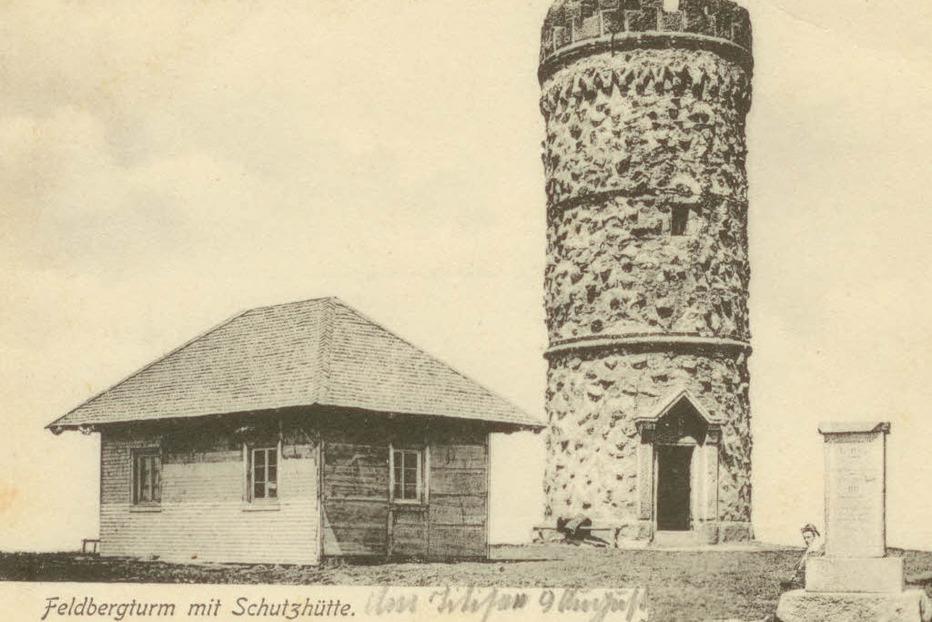 Feldbergturm - Feldberg