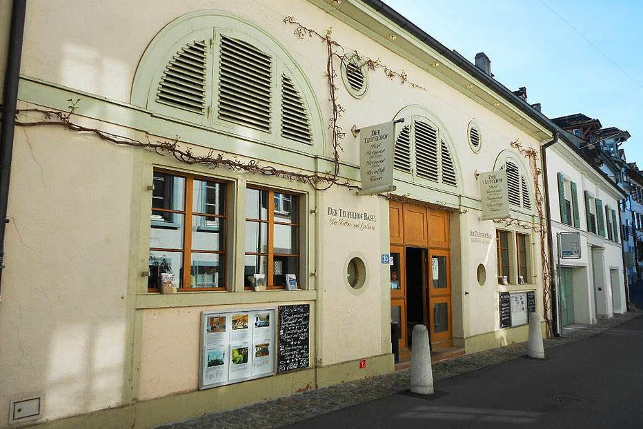 Teufelhof - Basel
