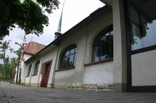 Festhalle Fahrnau
