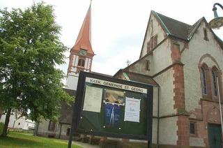 Kath. Kirche St. Georg (Wyhlen)
