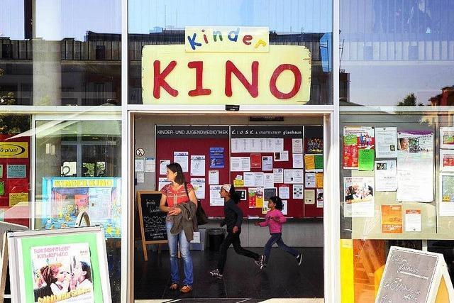 Kino im Glashaus (Rieselfeld)