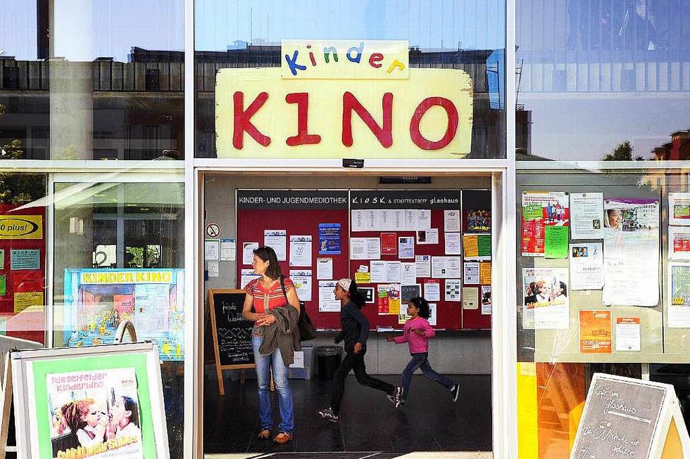 Kino im Glashaus (Rieselfeld) - Freiburg