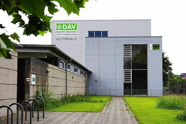 Deutscher Alpenverein Kletterzentrum