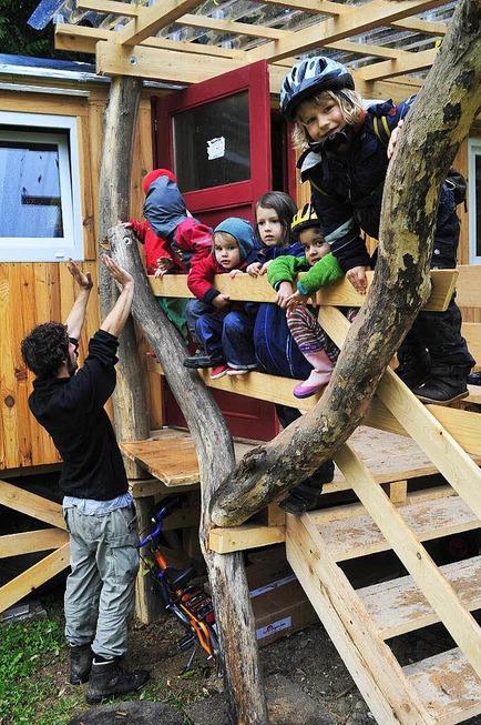 Kinderabenteuerhof am Dorfbach (Vauban) - Freiburg