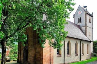 St. Barbara Kirche Mundingen