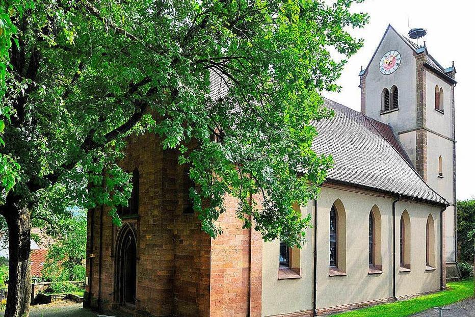 Ev. Kirche St. Barbara (Mundingen) - Emmendingen