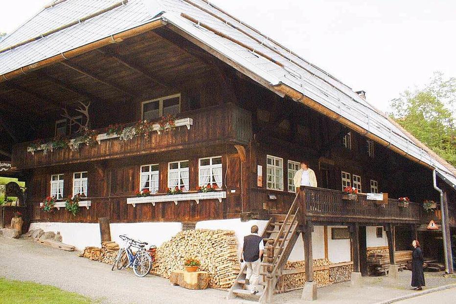Bauernhausmuseum Segerhof (Wembach) - Schönau