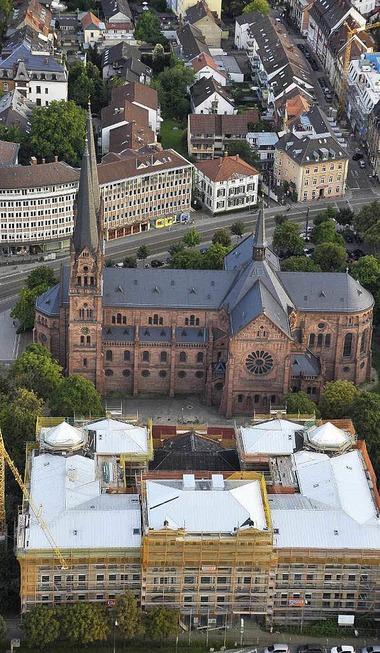 Pfarrkirche St. Johann (Johanneskirche) - Freiburg