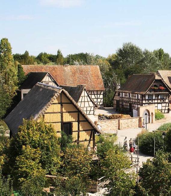 Écomusée d'Alsace - Ungersheim