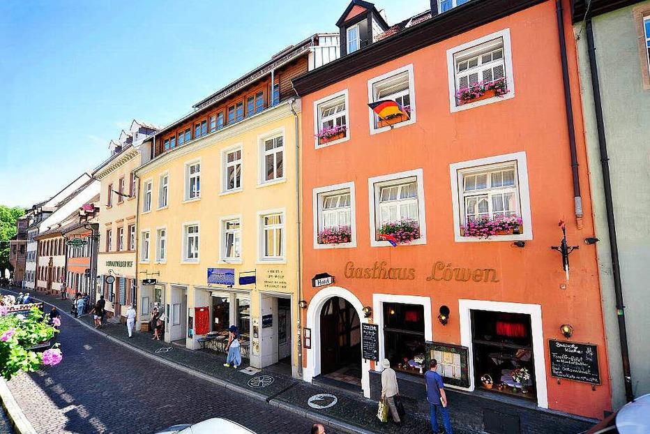 Restaurant Löwen - Freiburg